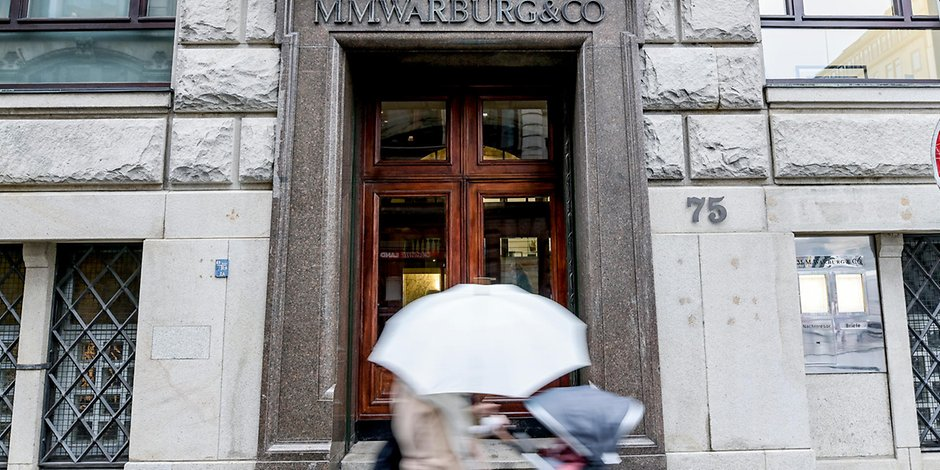 Warburg-Bank Hamburg