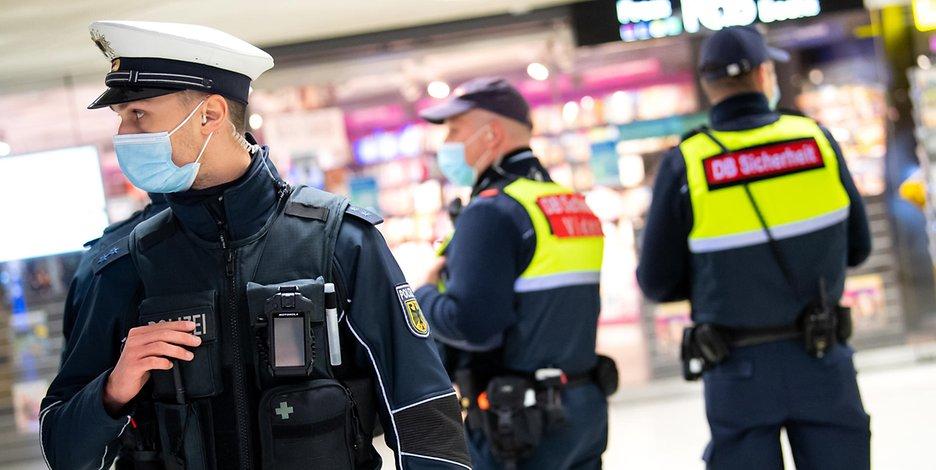 Der Mann wurde am Hauptbahnhof festgenommen (Symbolbild).