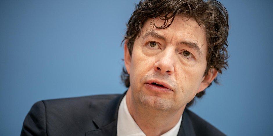 Virologe Christian Drosten von der Berliner Charité