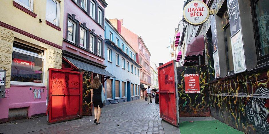 Preise herbertstraße hamburg Reeperbahn Clubs