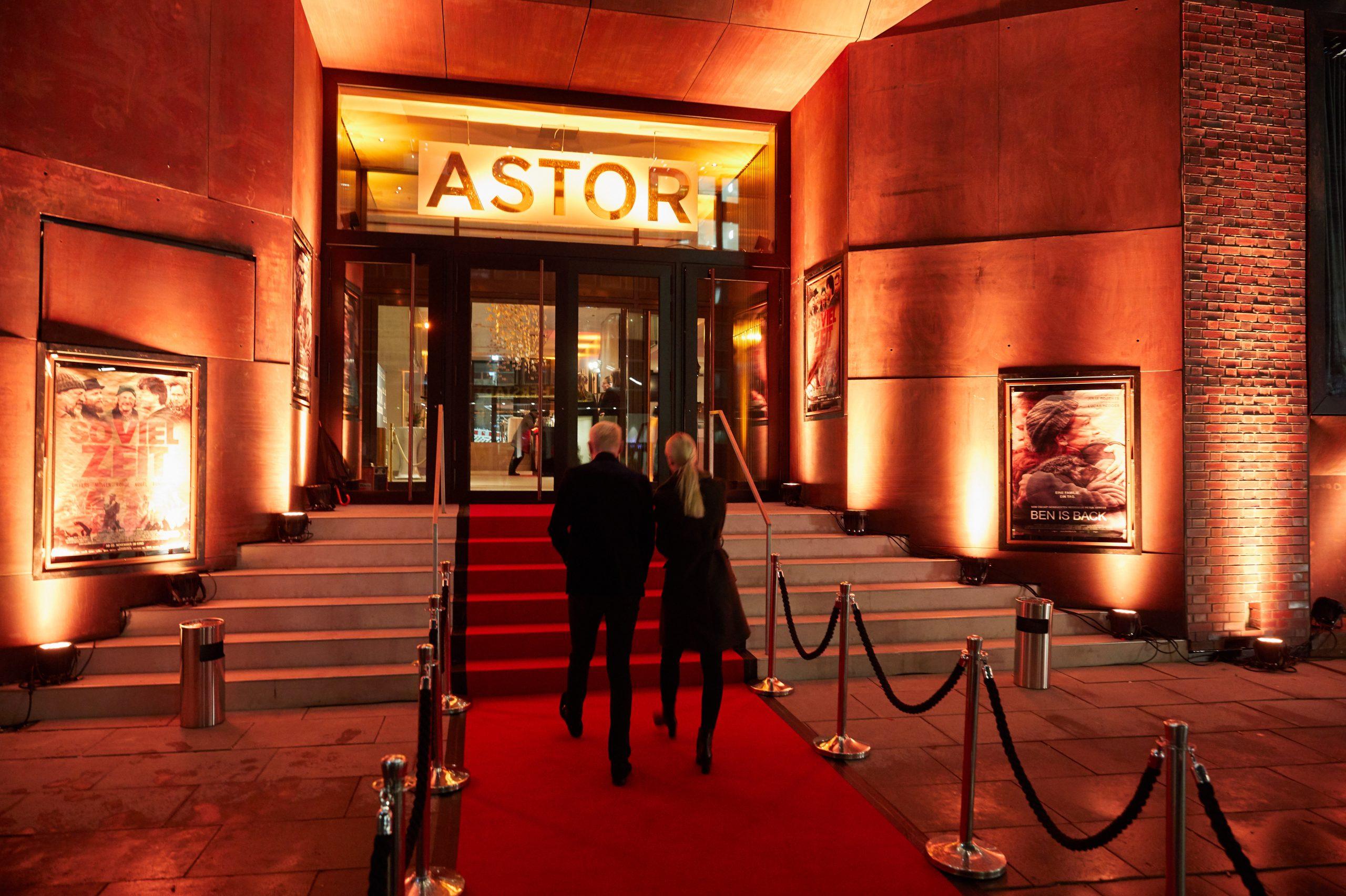 Hamburg: Ab dem 1. Juli haben die Astor-Kinos sowie die Ketten Cinemaxx und Cinestar wieder geöffnet.