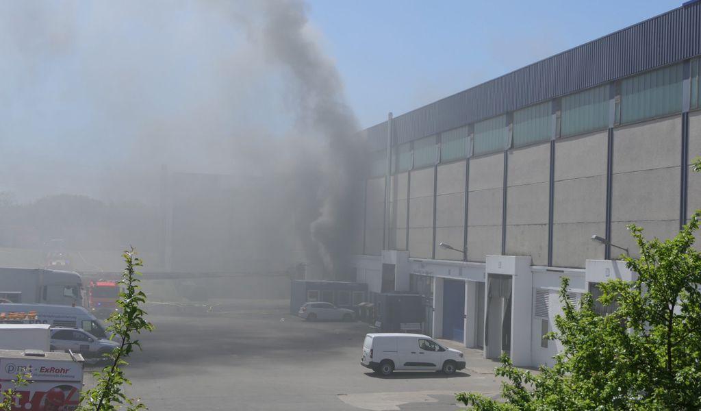 Feuer Kiel