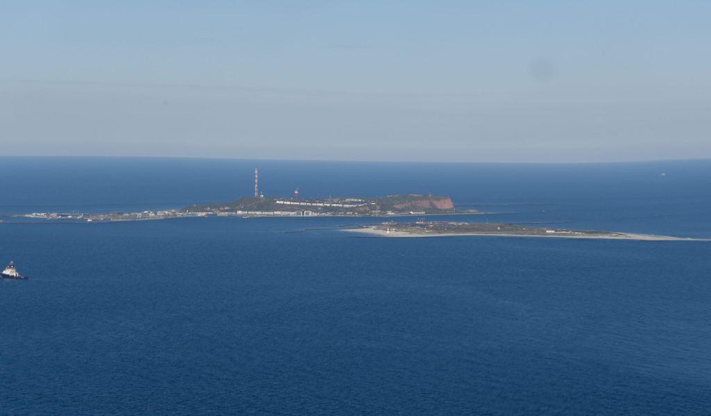 Die Nordseeinsel Helgoland