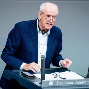 Glaser im Bundestag