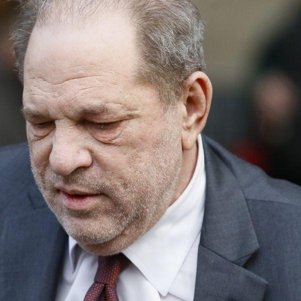 Ex-Filmmogul und Vergewaltiger Harvey Weinstein