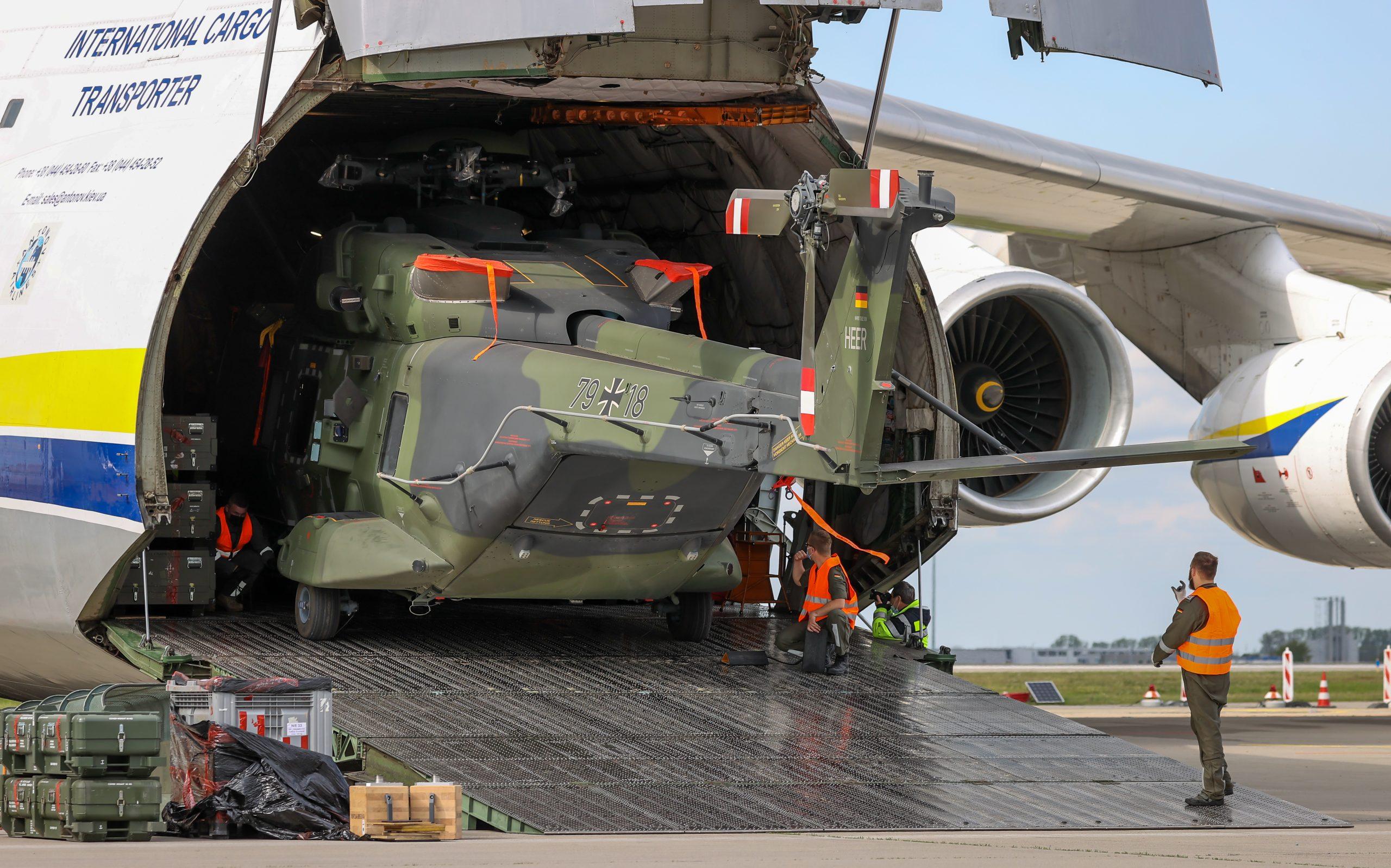 Bundeswehr Abzug