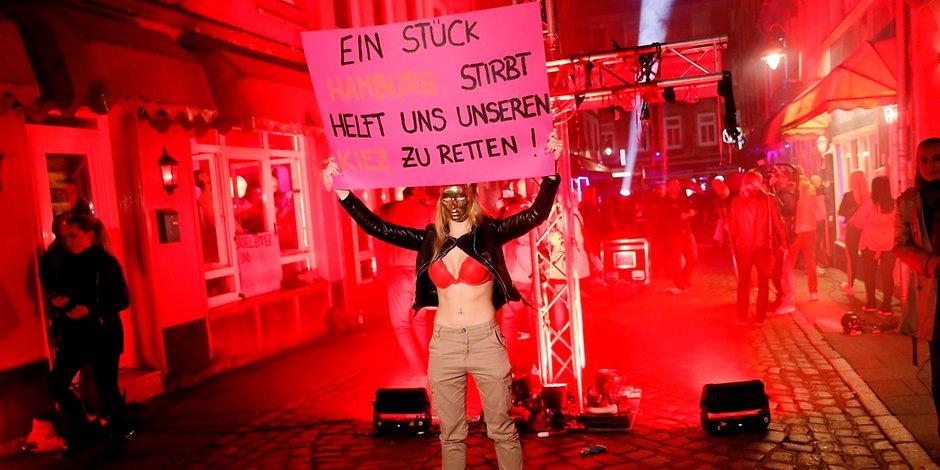 Bremen prostitution 'I come