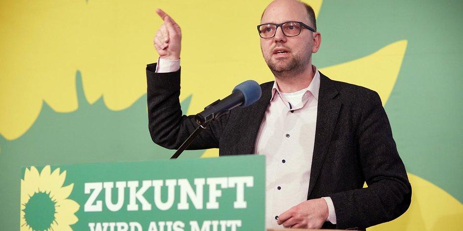Hamburgs Ex-Justizsenator Till Steffen (Grüne)