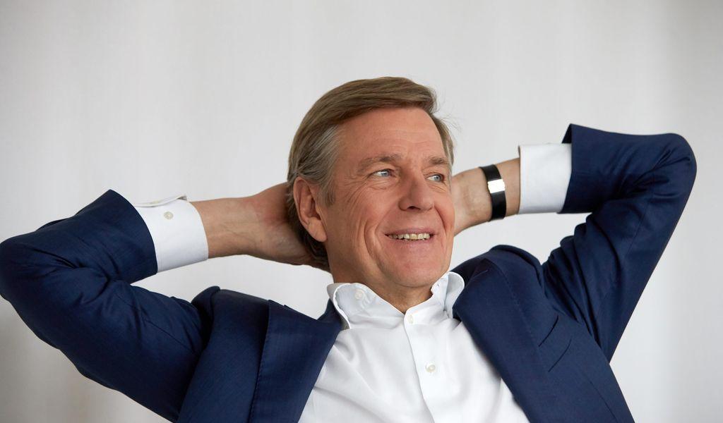 """Als """"heute-journal""""-Moderator ist Claus Kleber sehr beliebt"""