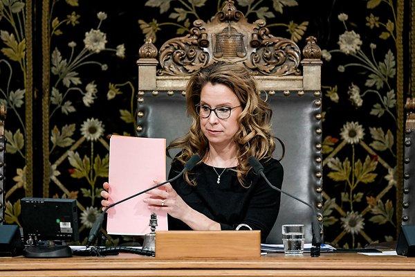 Im Büro von Carola Veit (SPD) wurde eingebrochen.