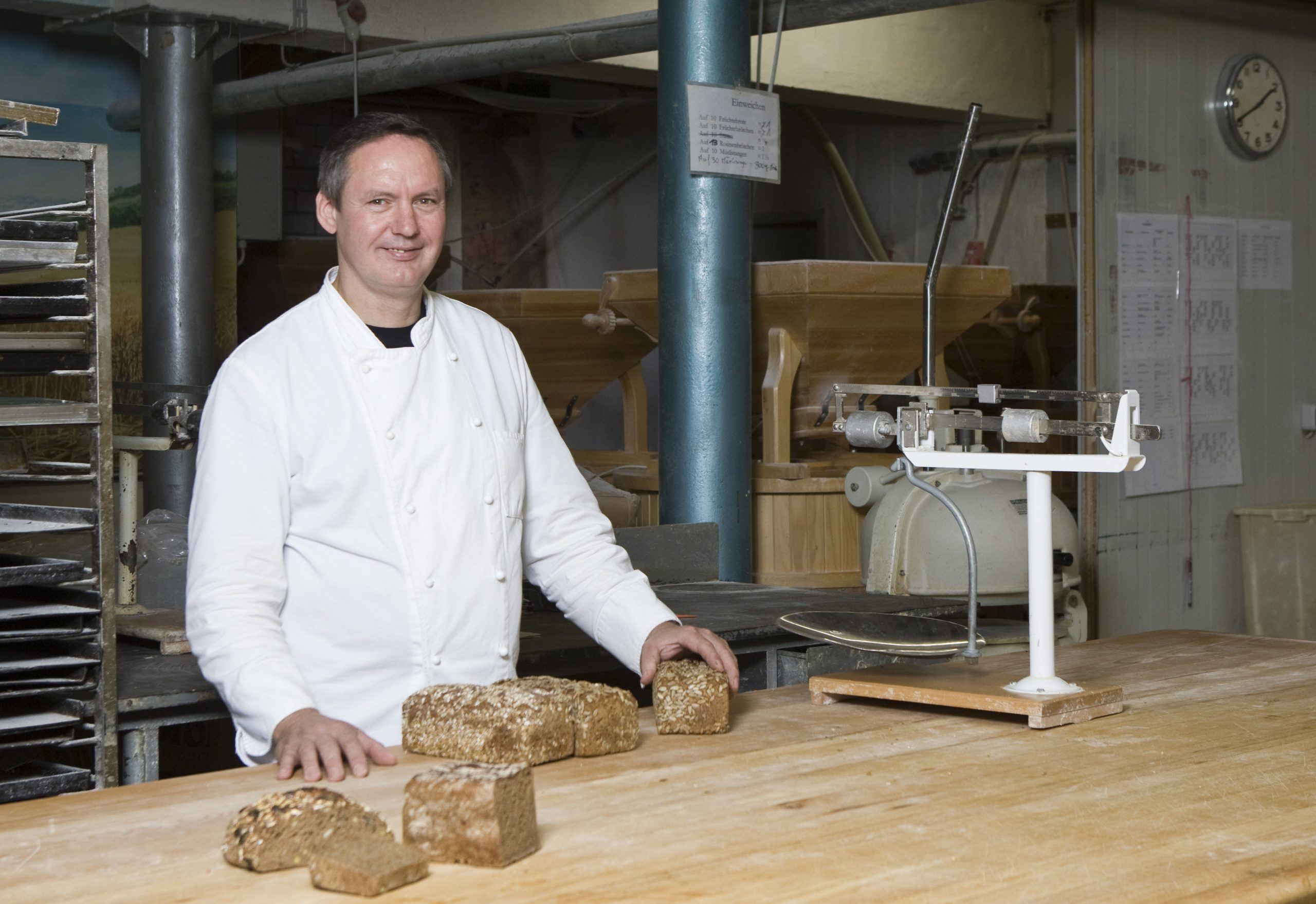 Thomas Effenberger Vollkorn Bäckerei Hamburg