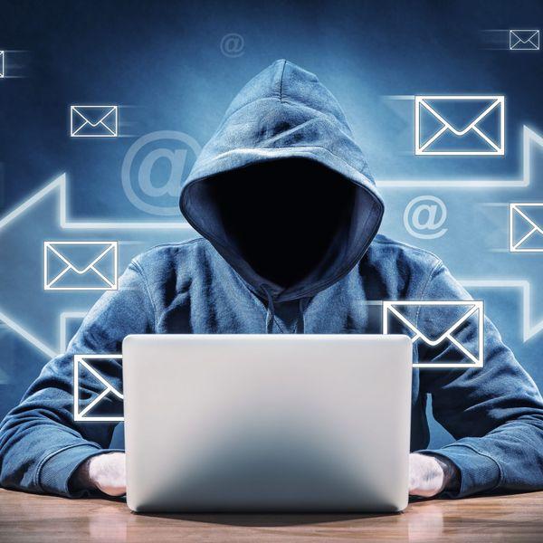 Hacker (Symbolfoto)