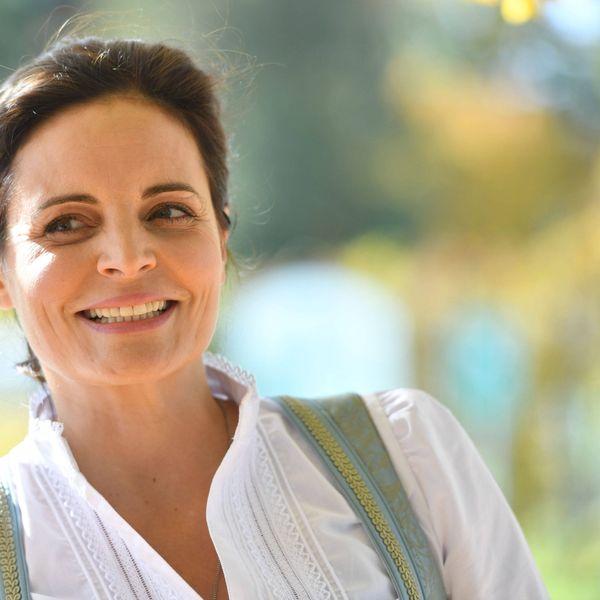 Schauspielerin Elisabeth Lanz