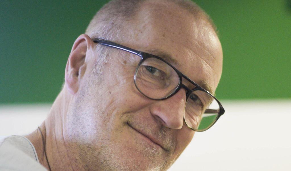 Porträtbild von Peter Lohmeyer