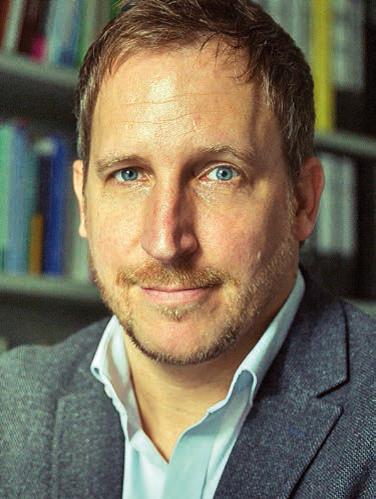 Mike Mösko, Psychotherapeut und Leiter der Arbeitsgruppe Psychosoziale Migrationsforschung an der Universitätsklinikum Hamburg-Eppendorf.