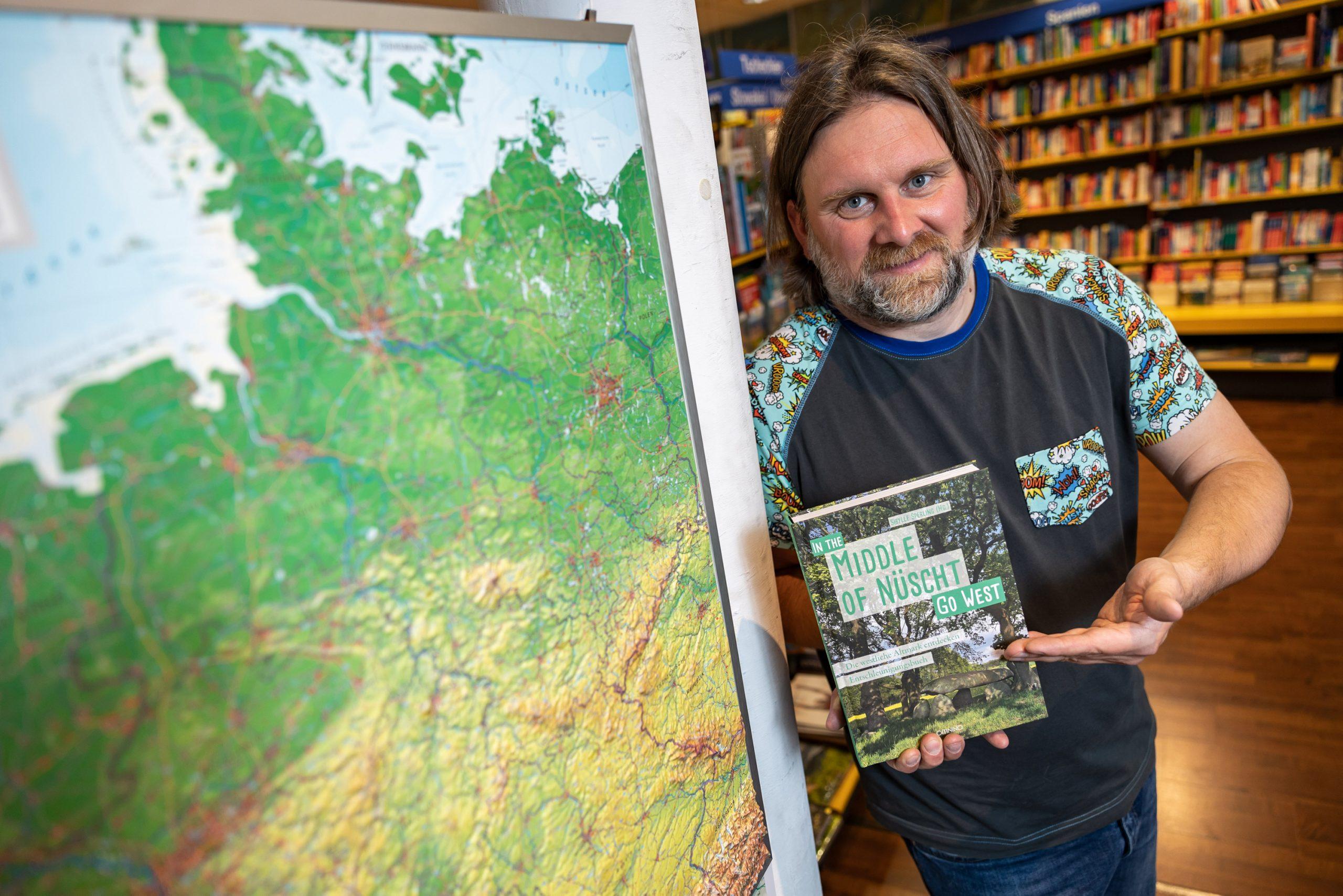 Reisebuchhändler Knud Harms