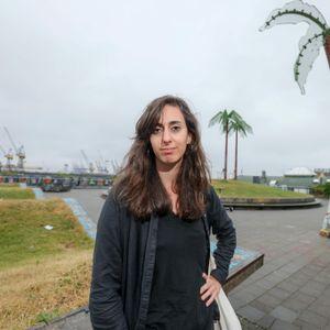 Alexandra Amanatidou (29) fragt sich: Darf man sich über die Lockerungen freuen?