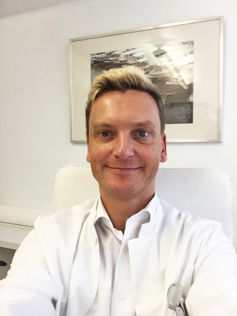 David Dario Siger ist Dermatologe (Hautarzt) in Hamburg Niendorf