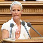 Stefanie von Berg (Bündnis90/Die Grünen).