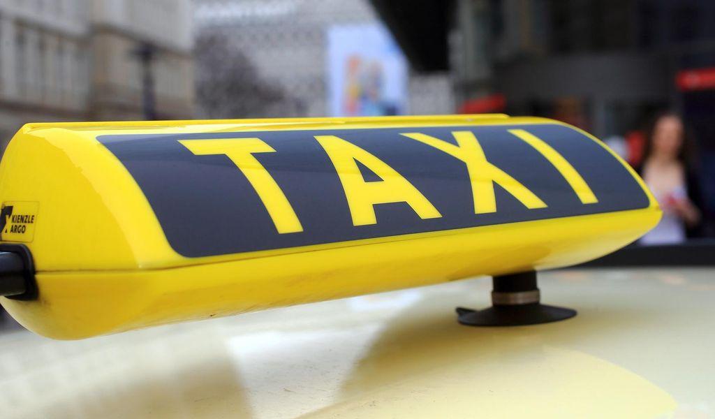 Hamburg Taxifahrer bedroht