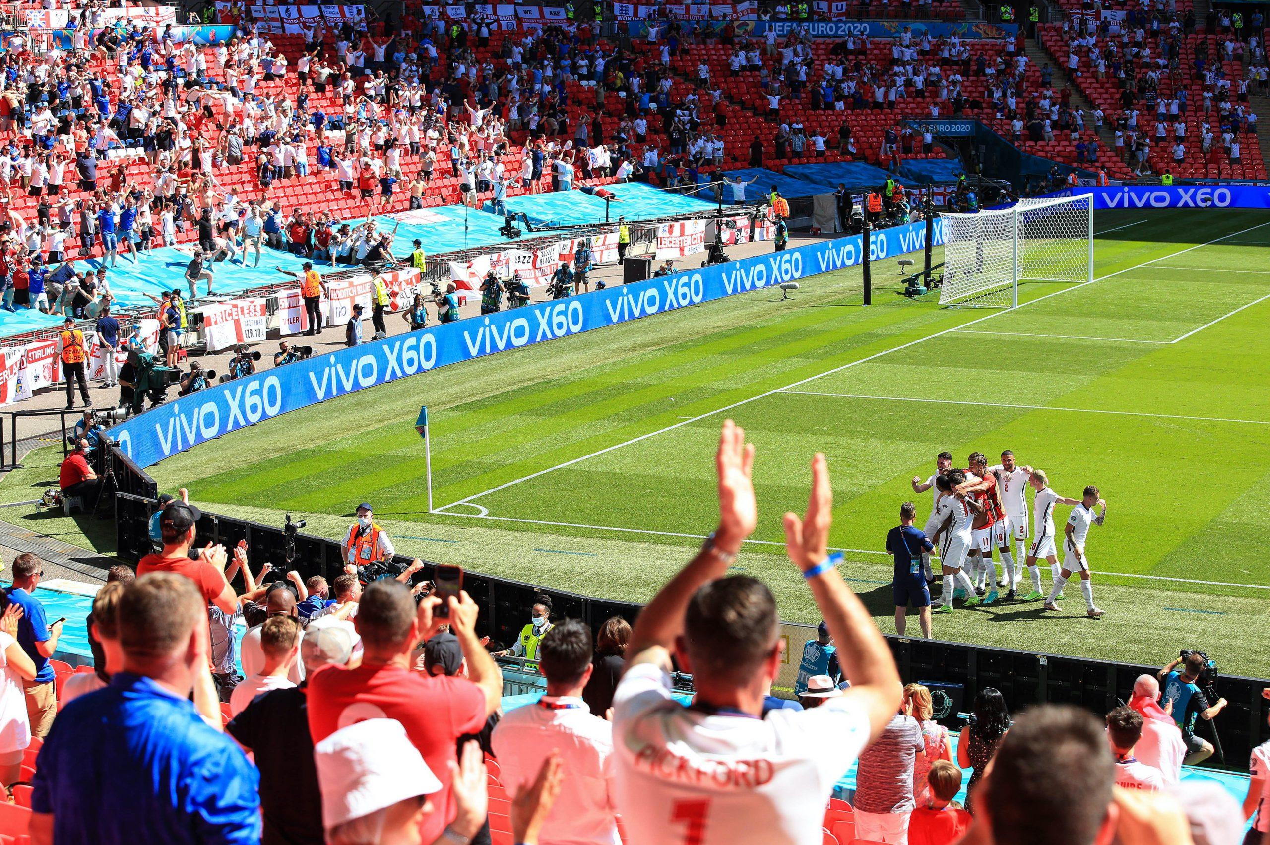 Raheem Sterling trifft gegen Kroatien
