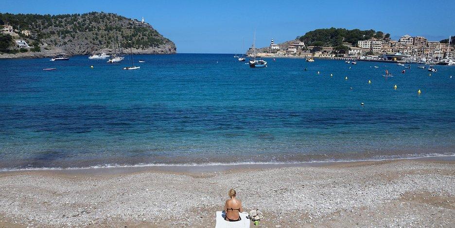 Nackt am strand erlaubt kinder Nackte Kinder