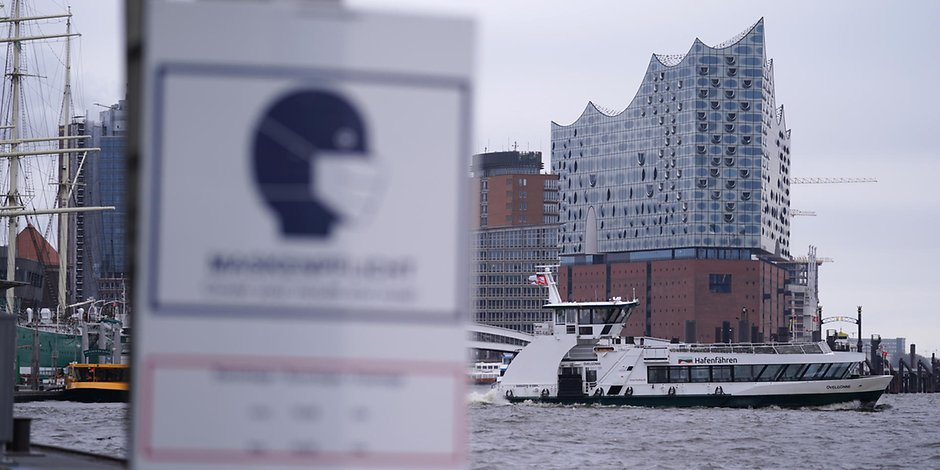 Hamburg Corona Maßnahmen