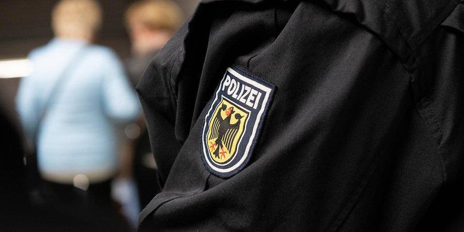 Bundespolizei (Symbolbild).