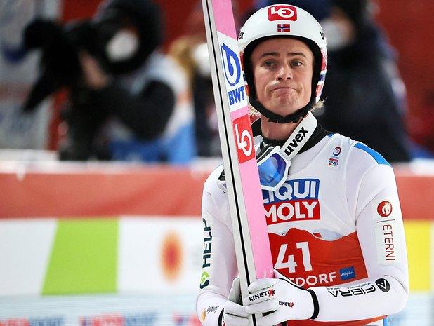 Nach Horror-Sturz: Olympiasieger Tande hat keine Erinnerungen mehr | Hamburger Morgenpost
