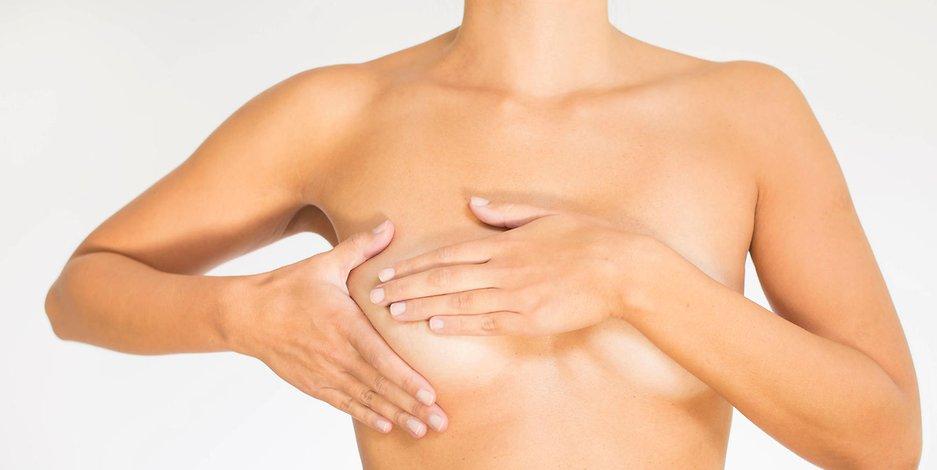 Kleine brustkrebs brust sehr Brustkrebs