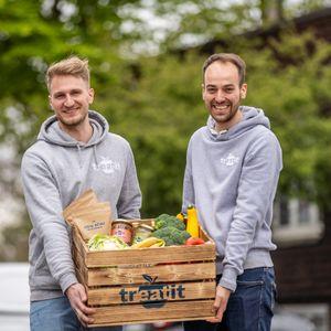 Jan Witt und Niklas Schill