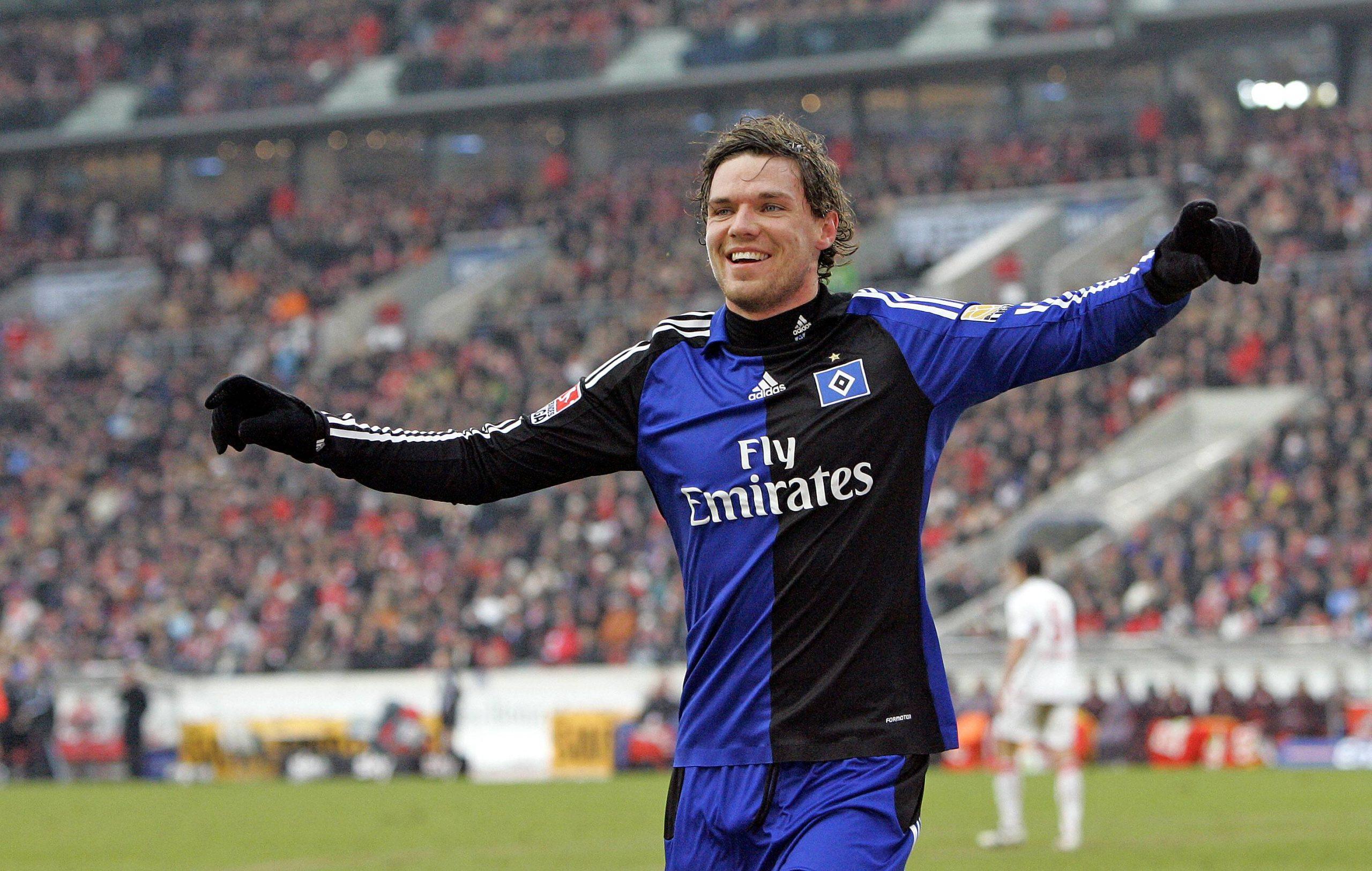 Von 2009 bis 2013 stand Marcus Berg beim HSV unter Vertrag.