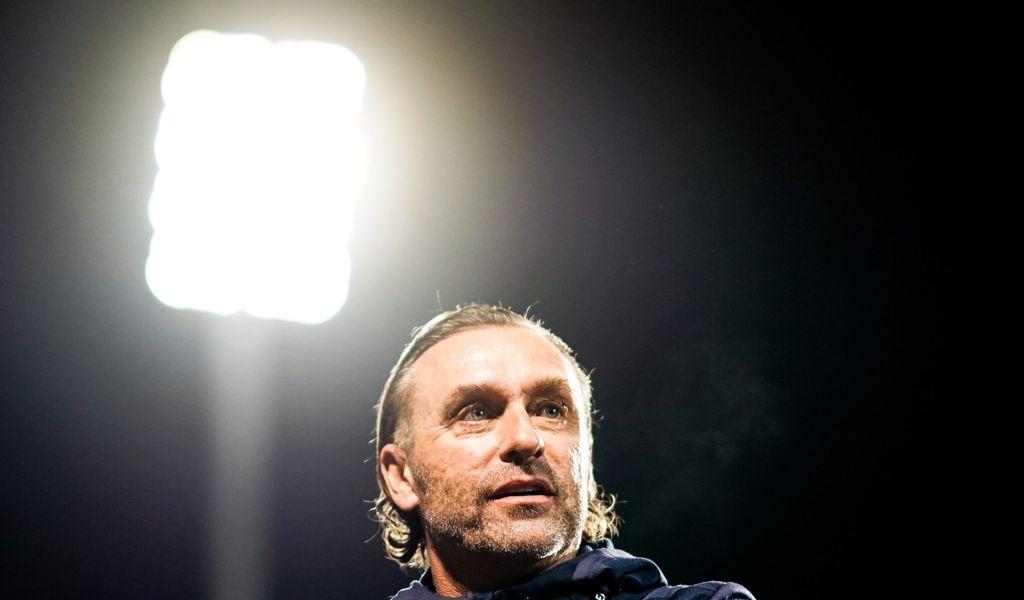 Ex-HSV-Trainer Thomas Doll