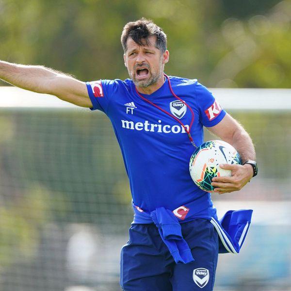 Filip Tapalovic war zuletzt Co-Trainer bei Melbourne Victory. Nun kommt er zum HSV.