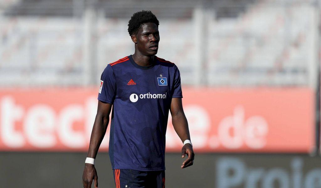 Bald vermutlich nicht mehr in Hamburg: HSV-Talent Amadou Onana aus Belgien