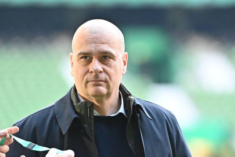 Klaus Filbry kritisiert Ex-Trainer Kohfeldt