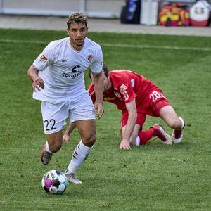 Omar Marmoush kam im Winter zum FC St. Pauli, bestritt 21 Spiele und hatte hohen Anteil am frühzeitig gesicherten Klassenerhalt.