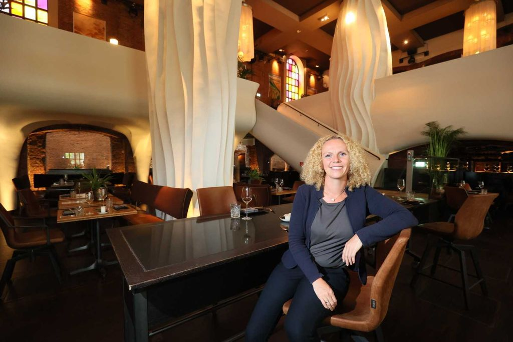 Peggy Schwitalla, Director of Human Recourses im East Hotel.