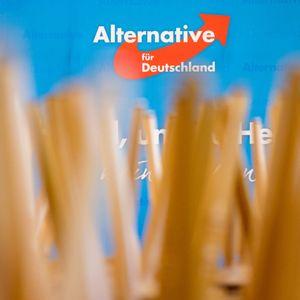 Das Logo der Alternative für Deutschland