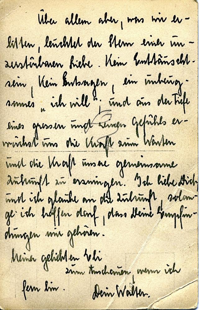Historischer Brief