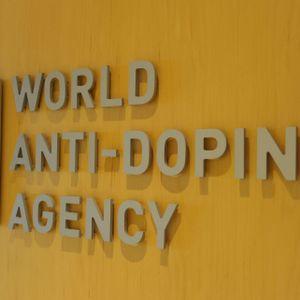Das Logo der WADA