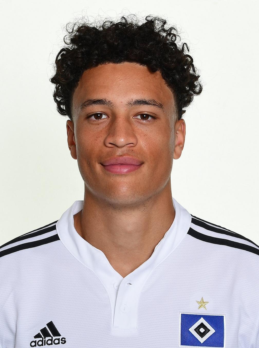 HSV Jonas David