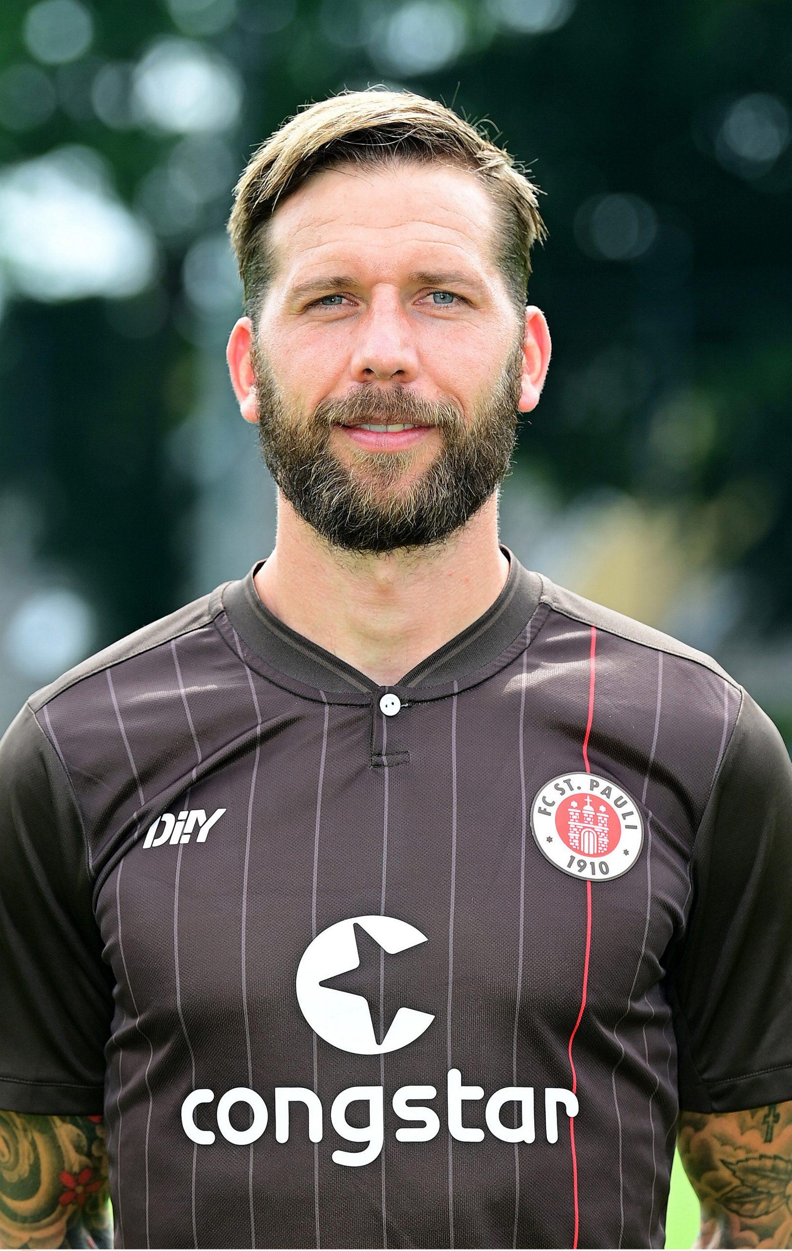 FC St. Pauli Guido Burgstaller