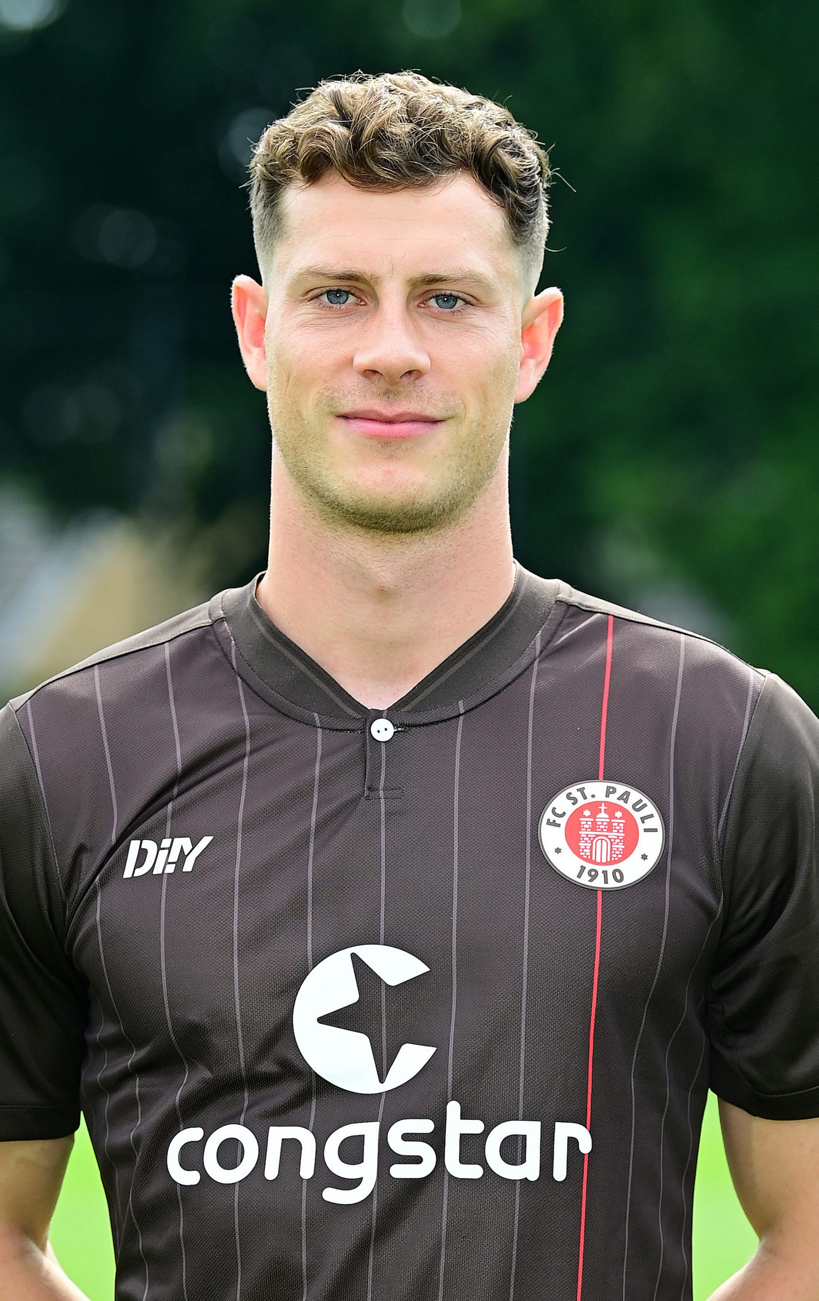 FC St. Pauli James Lawrence