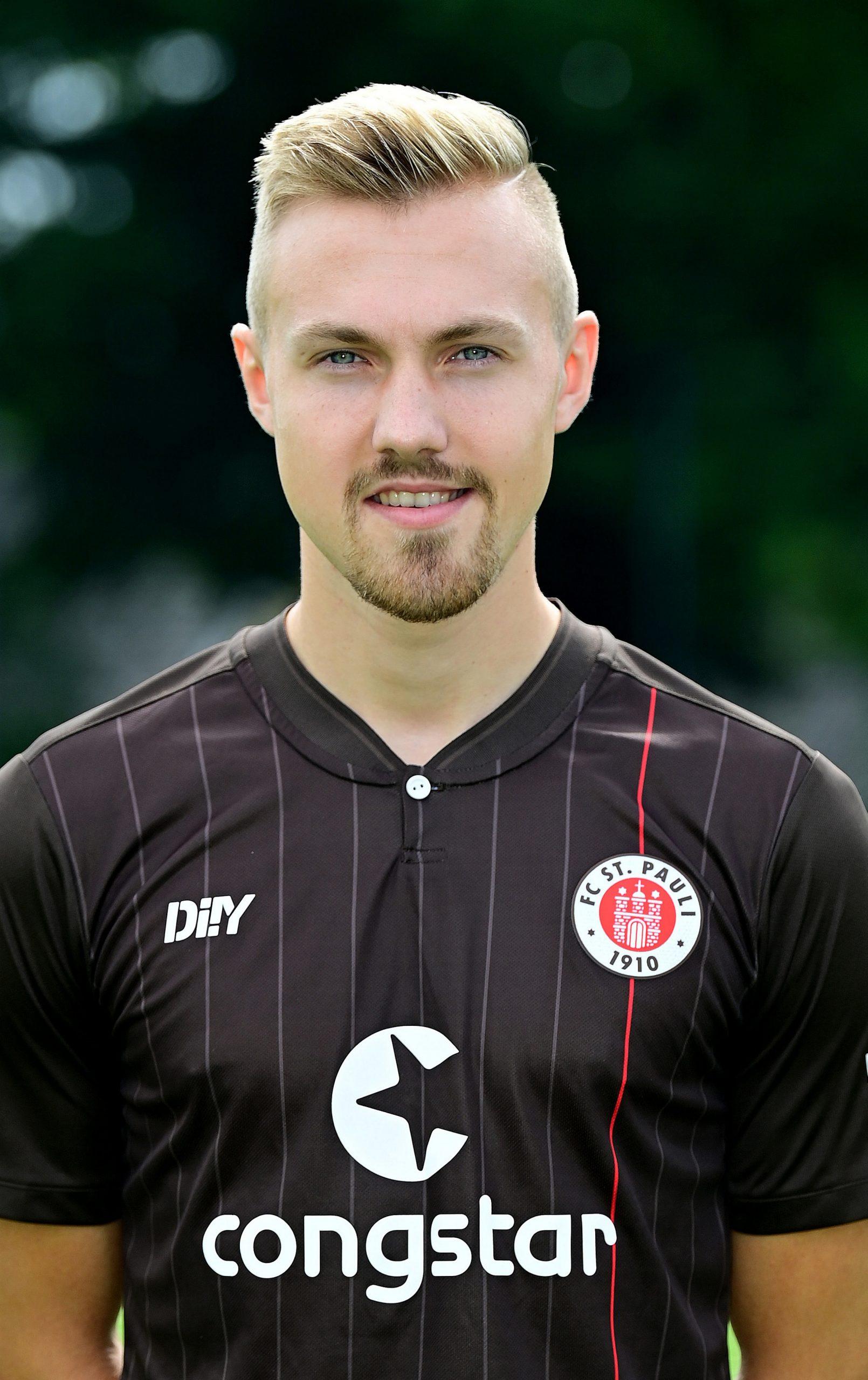 FC St. Pauli Lukas Daschner