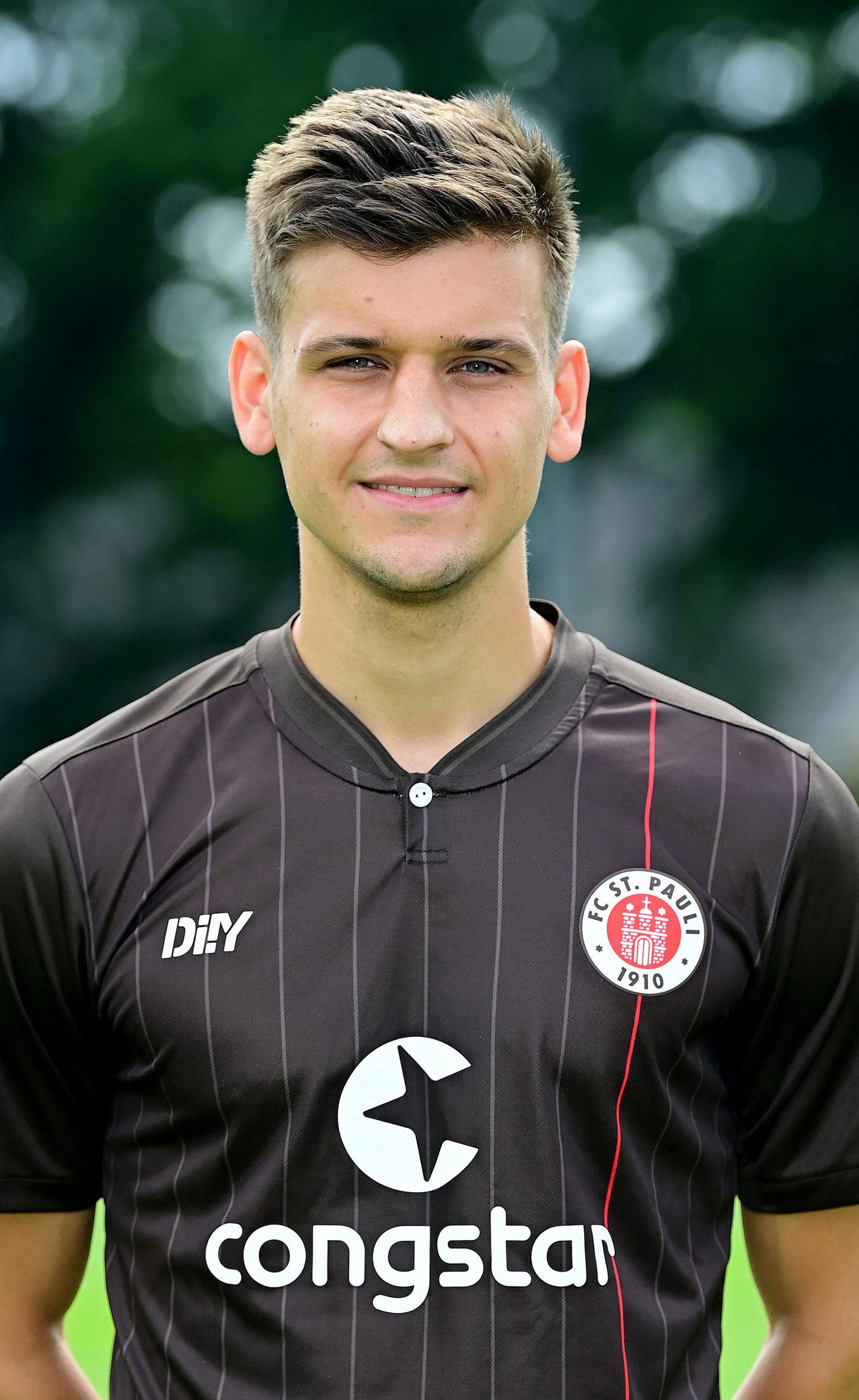 FC St. Pauli Adam Dzwigala