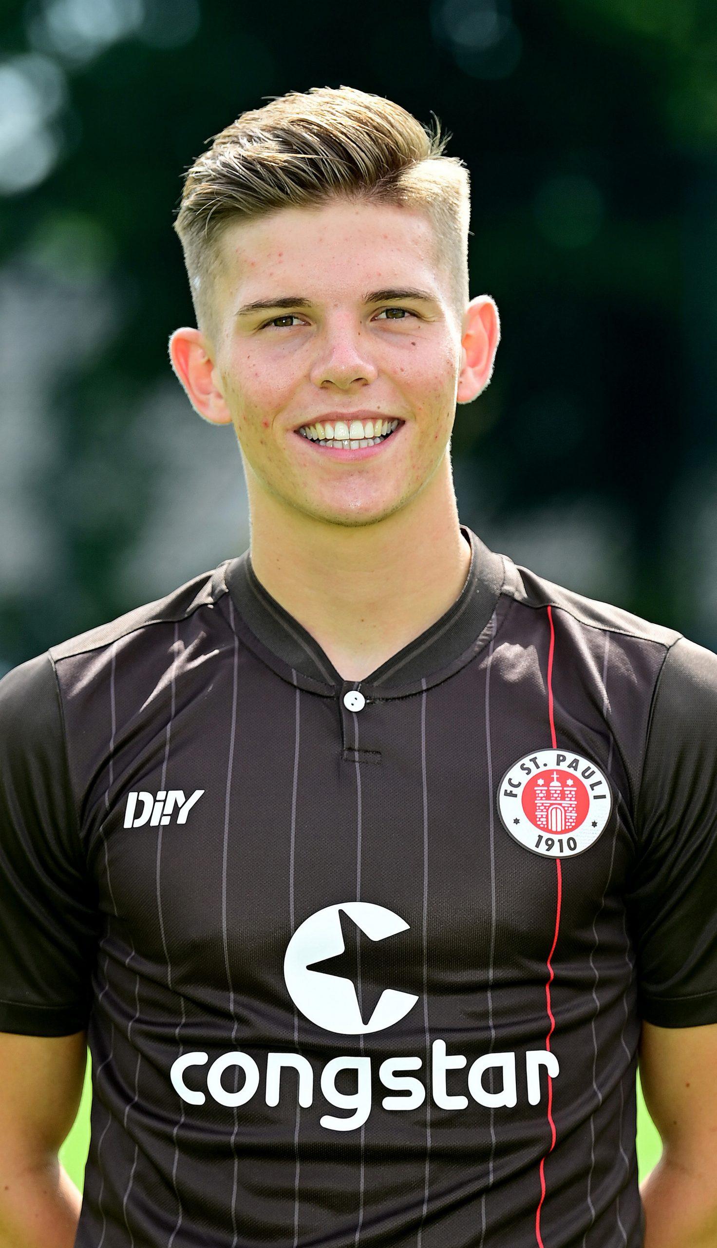 FC St. Pauli Finn Ole Becker