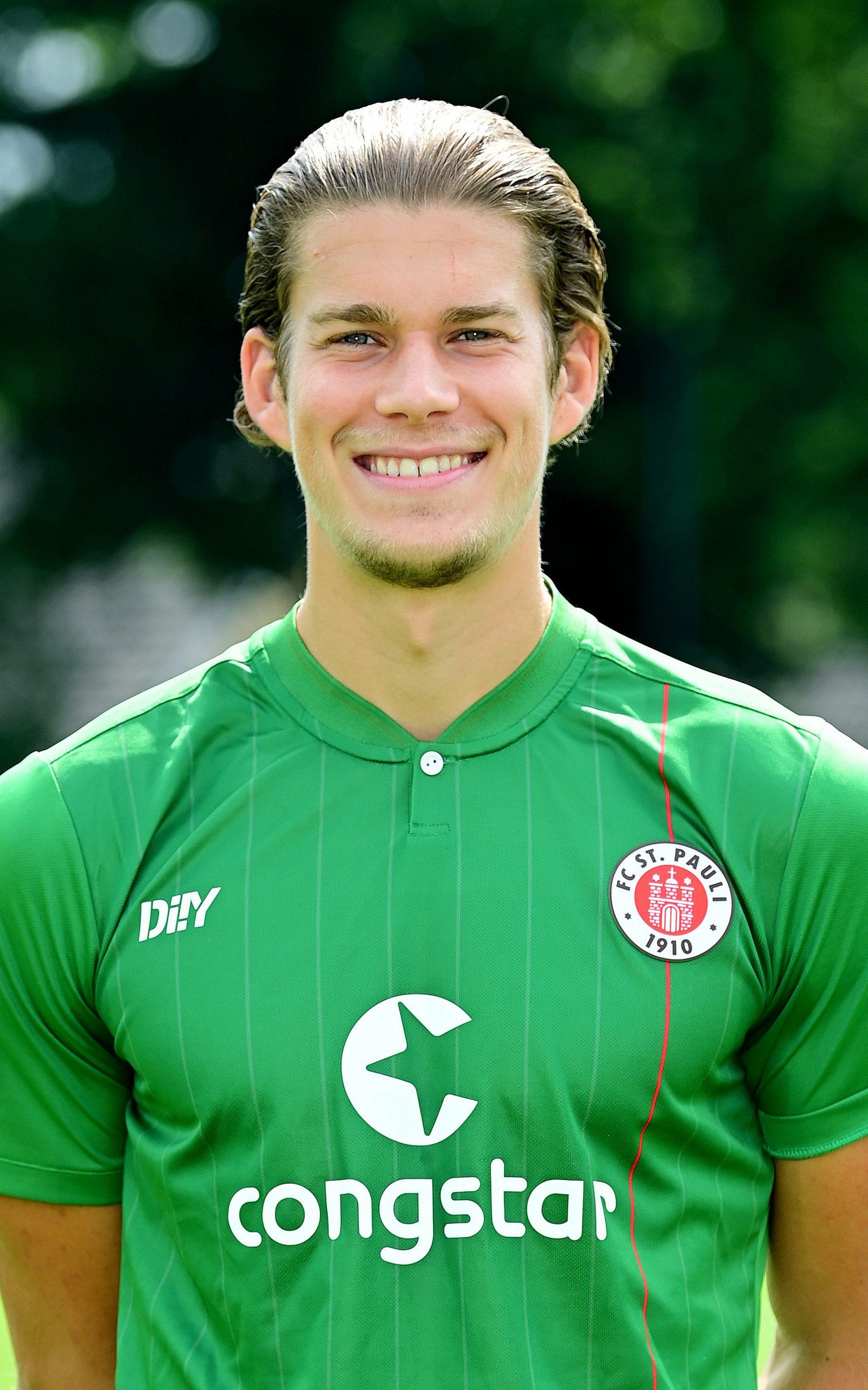 FC St. Pauli Dennis Smarsch