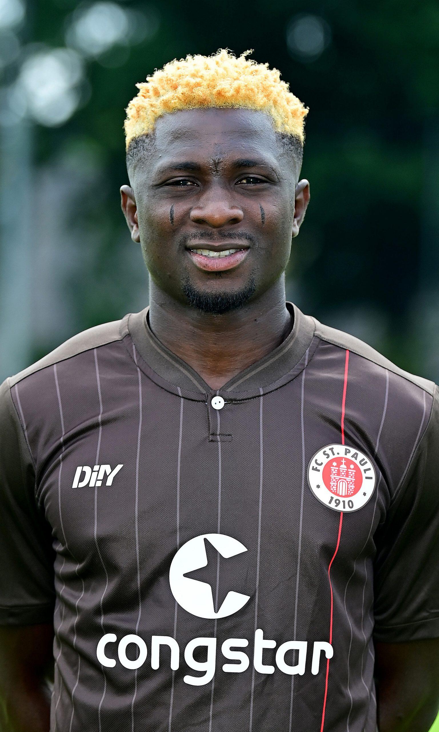 FC St. Pauli Afeez Aremu