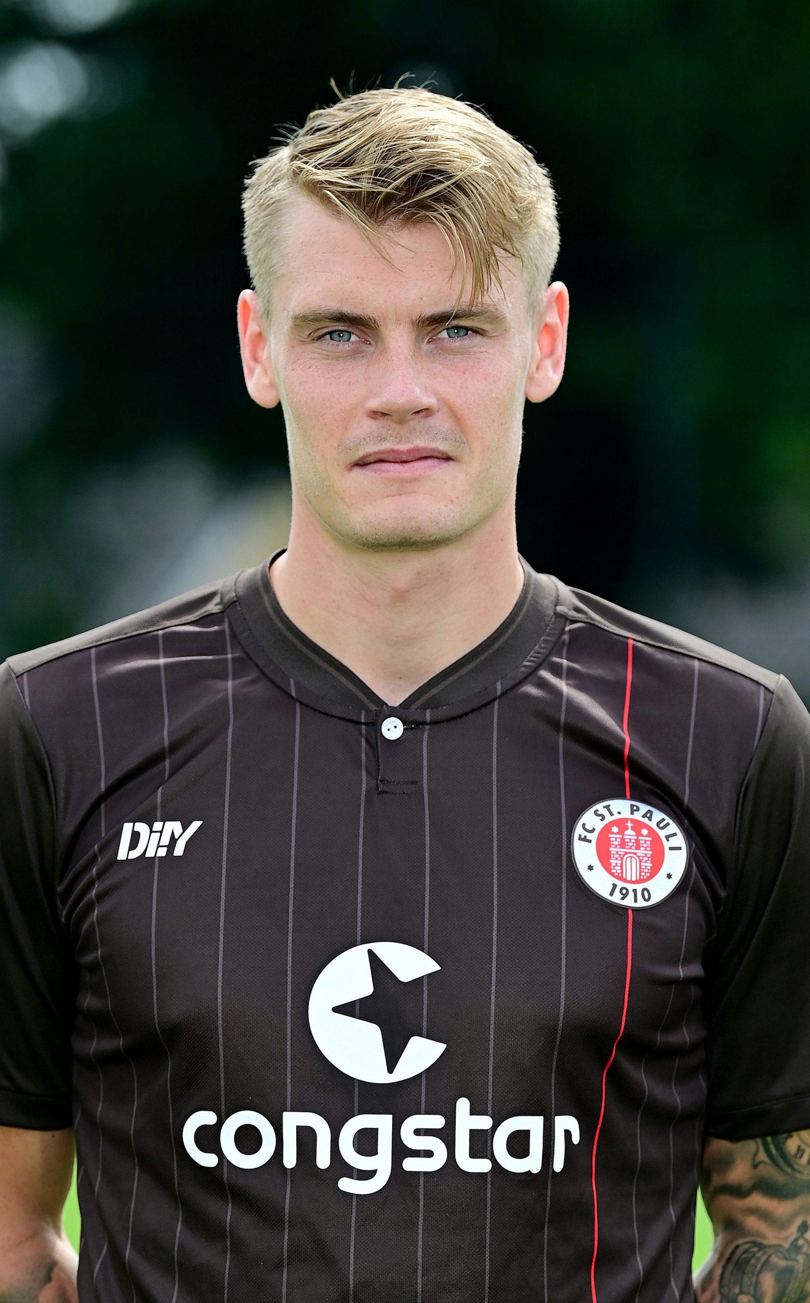 FC St. Pauli Eric Smith